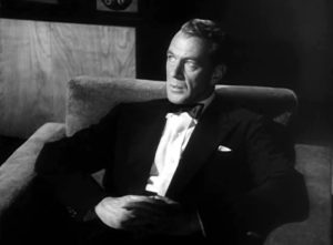 Gary Cooper as the unyielding architect Howard Roarke in The Fountainhead