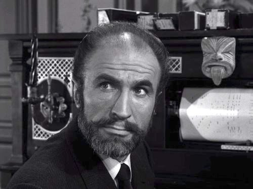 A Piano in the House - The Twilight Zone season 3