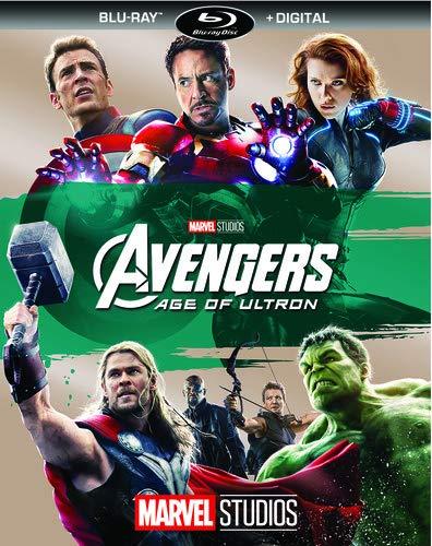 Avengers: Age of Ultron (2015) starring Robert Downey Jr., Chris Hemsworth, Mark Ruffalo, Scarlett Johansson, Jeremy Renner, James Spader, Samuel L. Jackson, Aaron Taylor-Johnson, Elizabeth Olsen, Paul Bettany