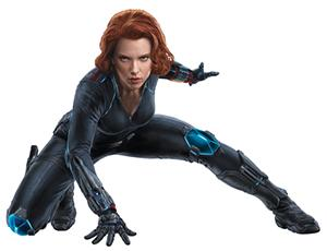Natasha Romanoff, the Black Widow