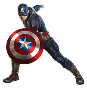 Steve Rogers / Captain America in Avengers: Age of Ultron