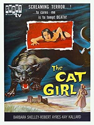 Cat Girl (1957) starring Barbara Shelley, Robert Ayres, John Lee