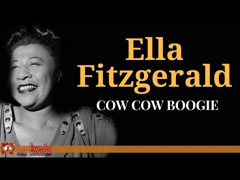 Song lyrics to Cow Cow Boogie, music by Don Raye, lyrics by Benny Carter and Gene De Paul. Written for the Abbott and Costello movie, Ride 'Em Cowboy