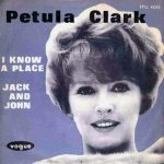Song lyrics to I Know A Place (1965), music and lyrics by Tony Hatch, recorded by Petula Clark