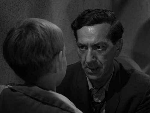 In Praise of Pip - an excellent performance by Jack Klugman - The Twilight Zone season 5