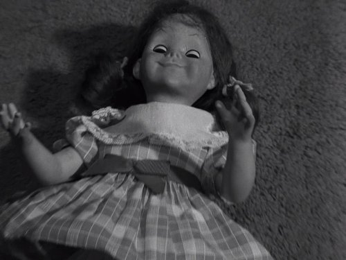 Living Doll - with Telly Savalas as a very unsympathetic character  - The Twilight Zone season 5