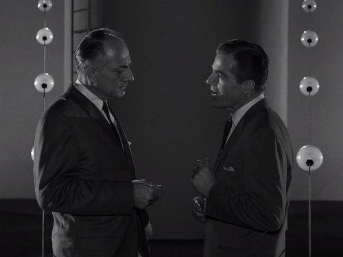 No Time Like the Past - The Twilight Zone season 4