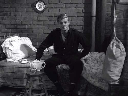 Nothing in the Dark - The Twilight Zone season 3 - Robert Redford