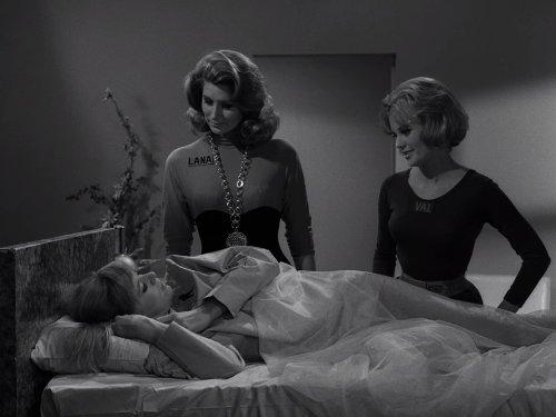 Number Twelve Looks Just Like You - The Twilight Zone, season 5