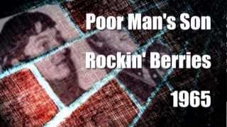 Song lyrics to Poor Man's Son