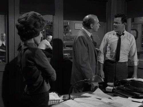 Printer's Devil - The Twilight Zone season 4