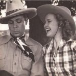 Song lyrics to Ride, Tenderfoot, Ride, Music by Richard A. Whiting, Lyrics by Johnny Mercer, performed by Dick Powell and Priscilla Lane in Cowboy from Brooklyn
