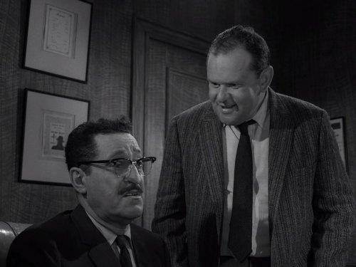 The Bard - The Twilight Zone season 4