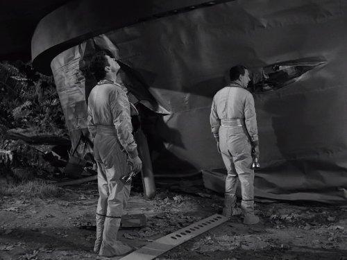 The Date Ship - The Twilight Zone season 4