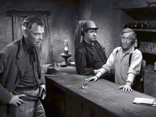 The Grave - Twilight Zone season 3, starring Lee Marvin