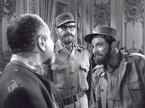 The Mirror, The Twiligh Zone season 3, starring Peter Falk