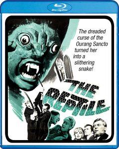 The Reptile (1966) starring Jaqueline Pearce, David Baron, Nod Willman