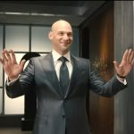 Darren Cross (Corey Stoll) - the villain of Ant-Man