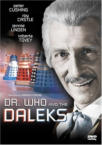 Dr Who and the Daleks (1965) starring Peter Cushing