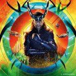 Tom Hiddleston as Loki, god of mischief, in Thor Ragnarok