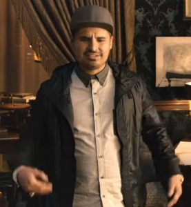Luis (Michael Peña) in Ant-Man