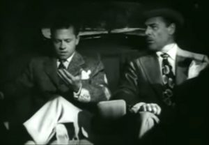 """Mickey Rooney and Brian Donlevy in """"Killer McCoy"""""""