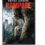 Rampage (2018) starring Dwayne Johnson, Naomie Harris, Jeffrey Dean Morgan