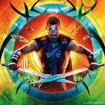 Chris Hemsworth as the star of Thor Ragnarok.  Where things go from bad to worse for our hero.