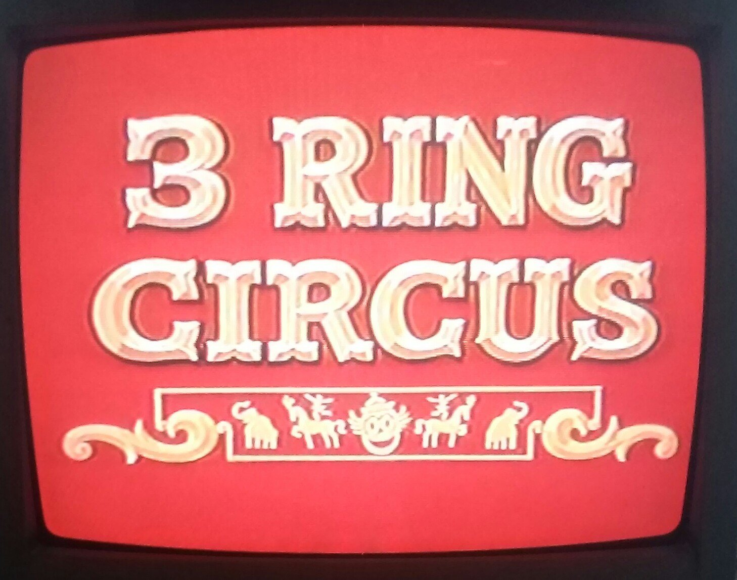 3 Ring Circus title