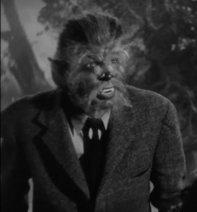 Andreas in his werewolf form in The Return of the Vampire