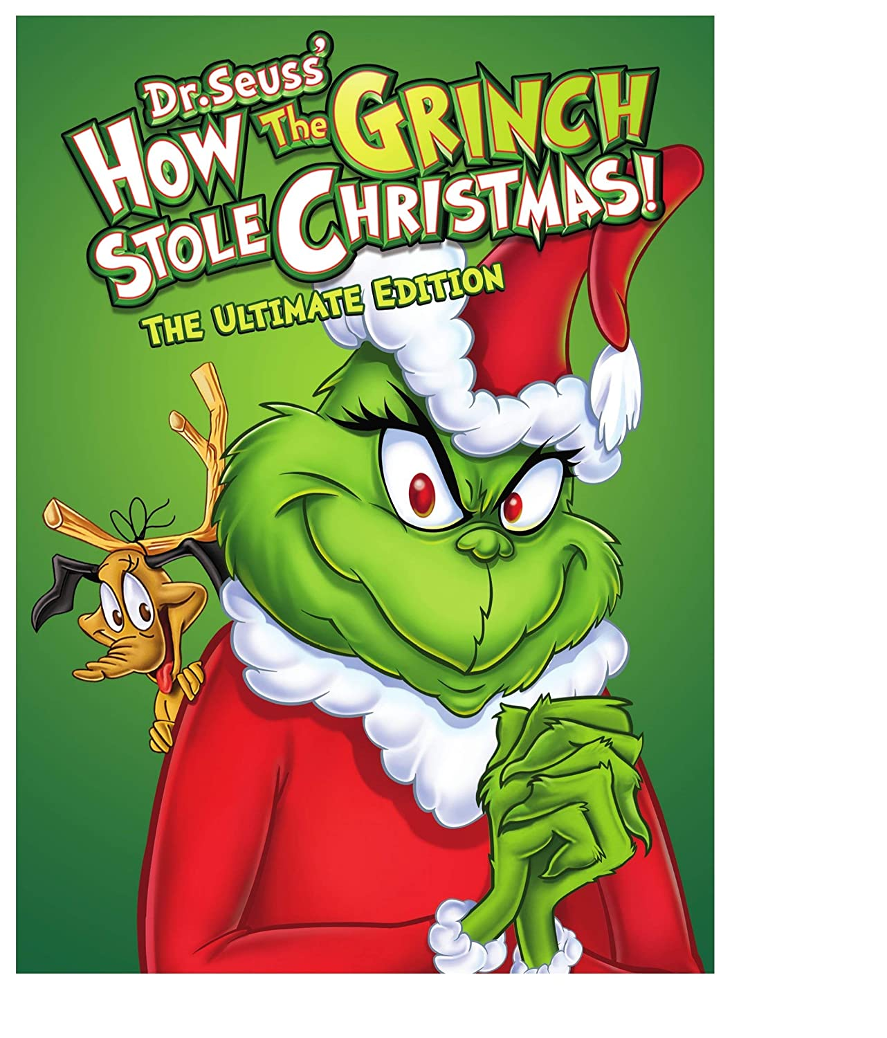 How the Grinch Stole Christmas (1966) starring Boris Karloff, Thurl Ravenscroft