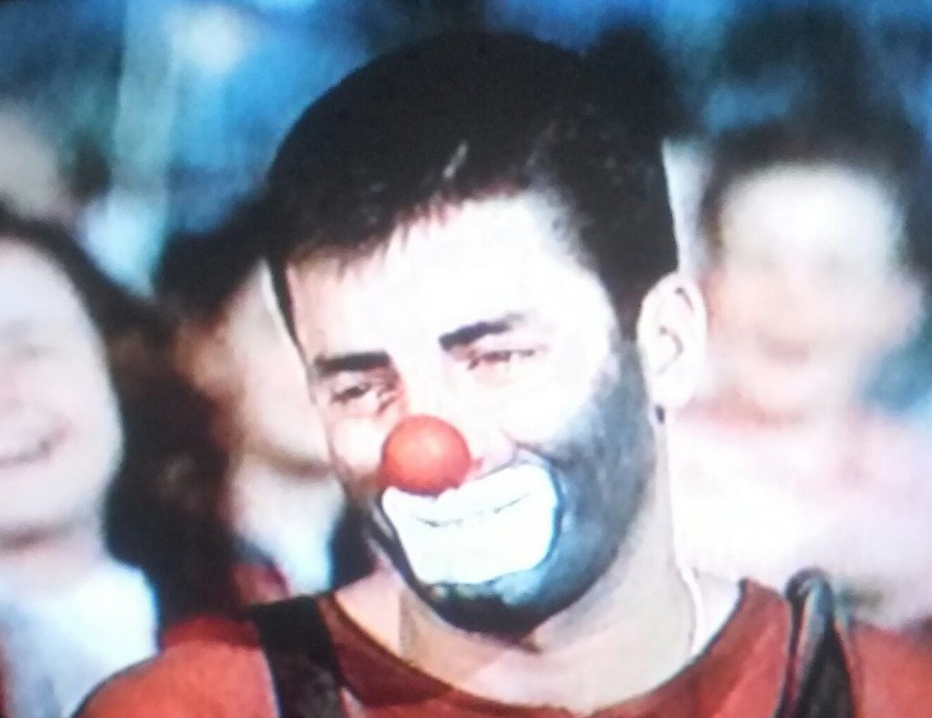 Face of Jericho (Jerry Lewis)