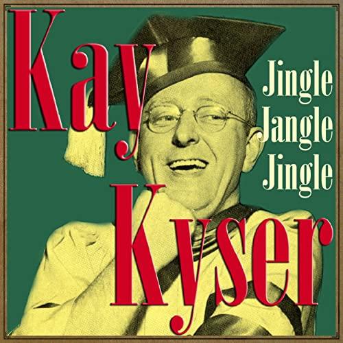 Song lyrics to Jingle Jangle Jingle, written by Joseph J. Lilley and Frank Loesser