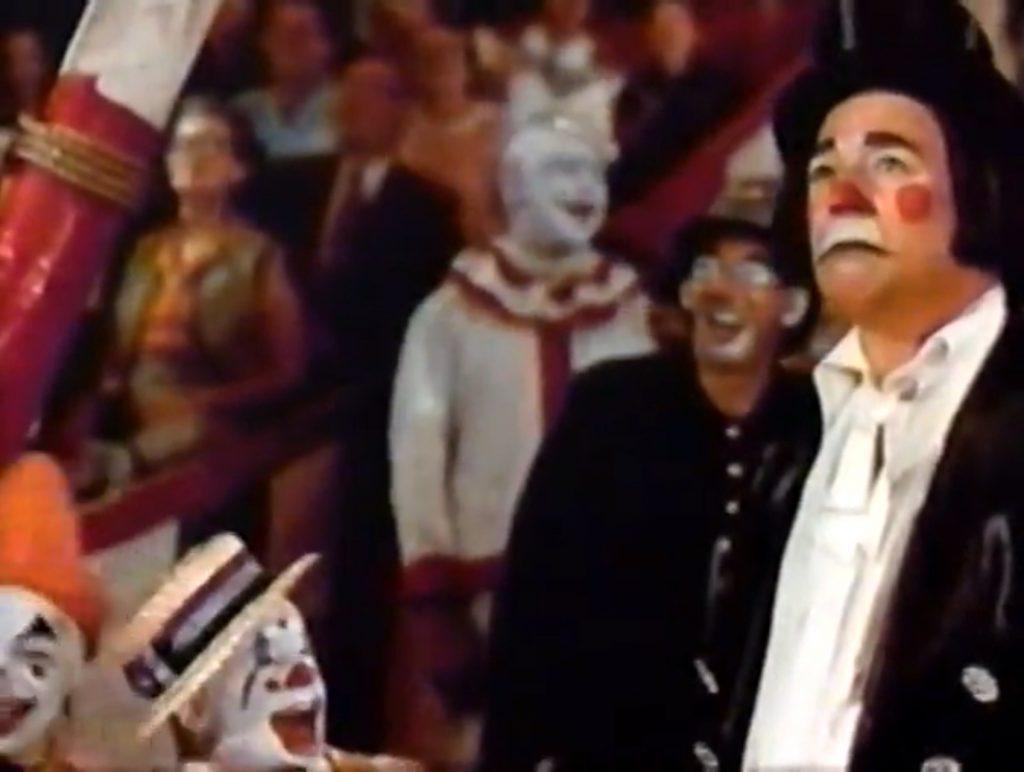 Puffo the clown (Gene Sheldon)