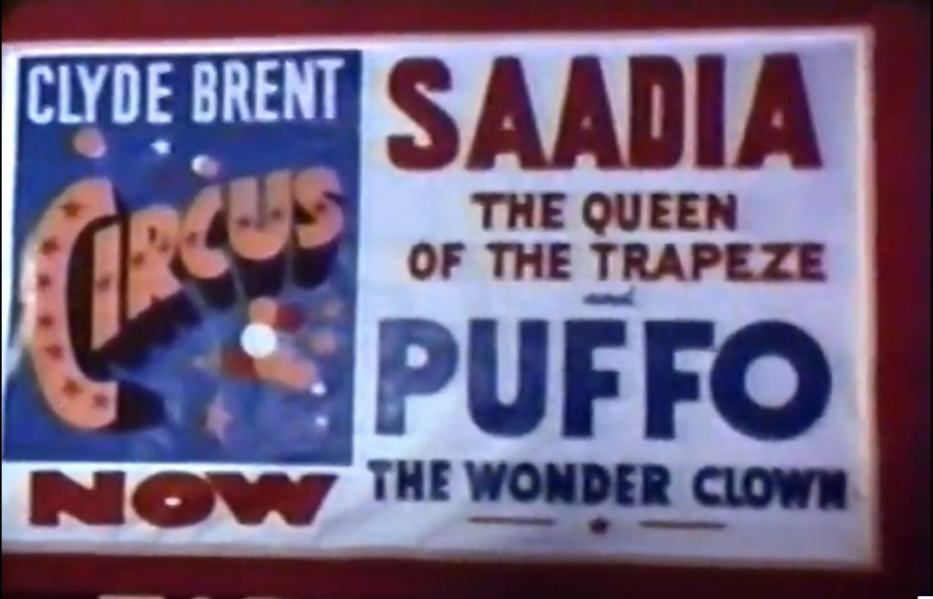 Introducing the villains in 3 Ring Circus - Saadia and Puffo