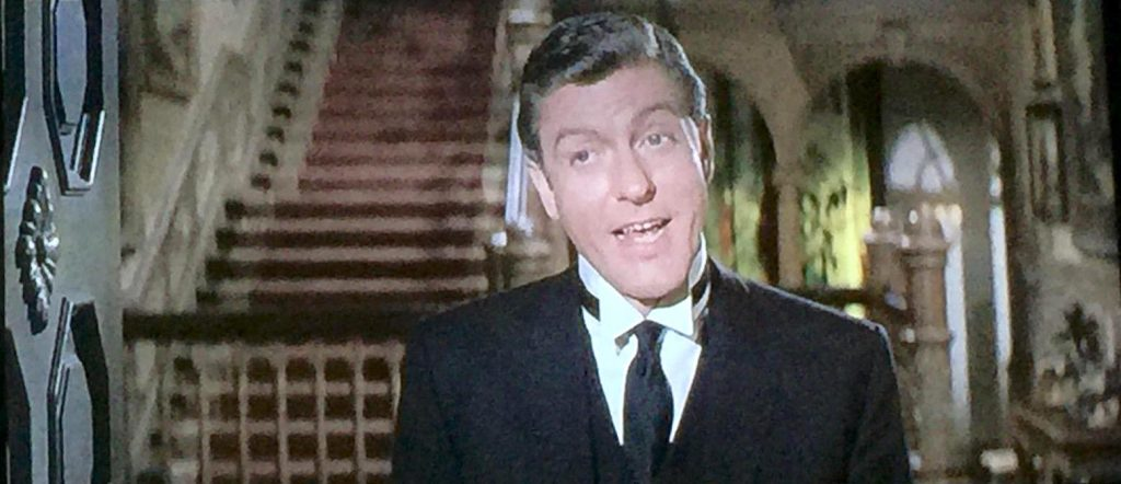 Dick Van Dyke stars as Fitzwilly, the dedicated butler … who is more than he seems.