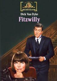 Fitzwilly, starring Dick Van Dyke, Barbara Feldon