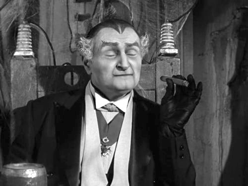 Herman the Great - Al Lewis as Grandpa