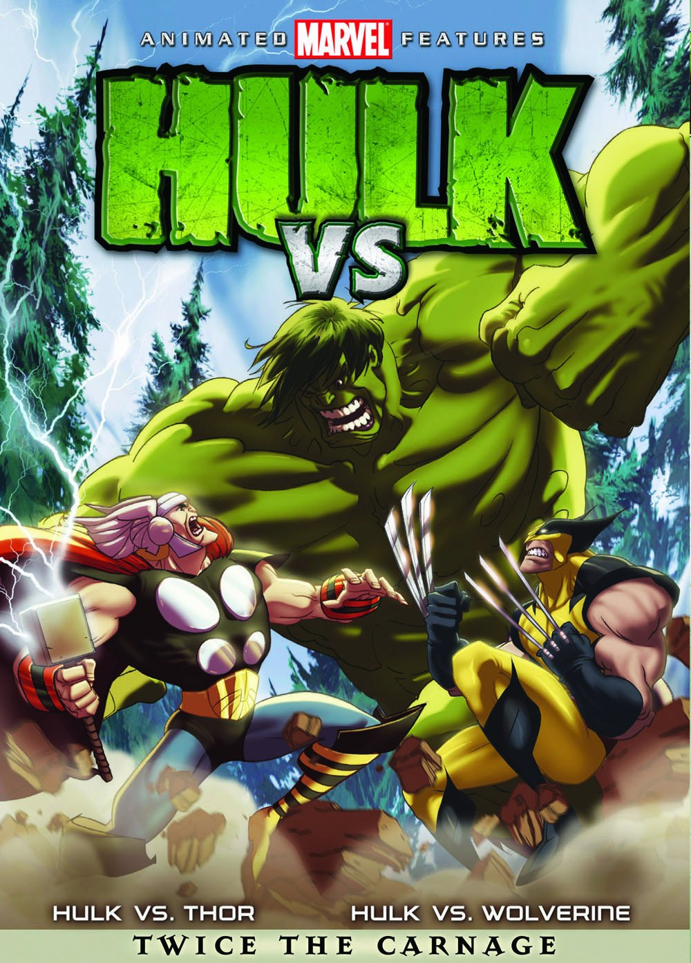 Hulk Vs. [Marvel 616 cartoon]
