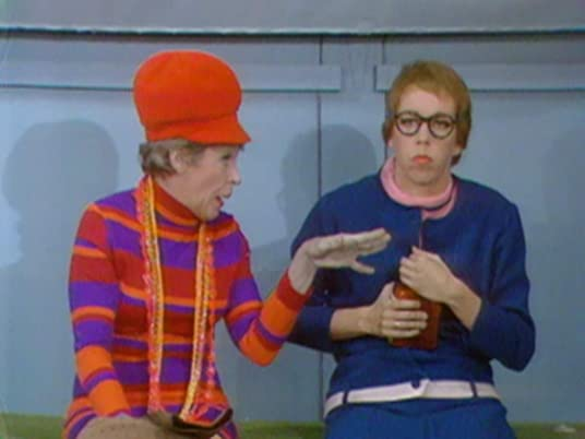The Carol Burnett Show, season 1, episode 10 - Martha Raye and Carol Burnett