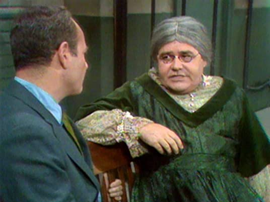 The Carol Burnett Show, season 1, episode 12 - Harvey Korman and Jonathon Winters as Ma Frickett