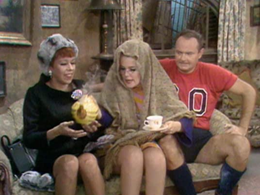 The Carol Burnett Show, season 1, episode 16 - Carol Burnett, Lynn Redgrave, and Harvey Korman