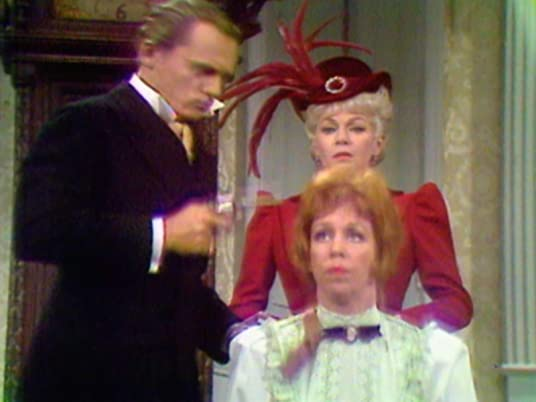 The Carol Burnett Show, season 1, episode 17, with Frank Gorshin and Lana Turner