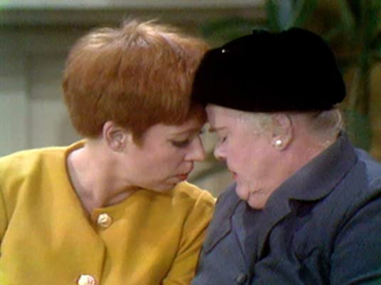 The Carol Burnett Show, season 1, episode 2
