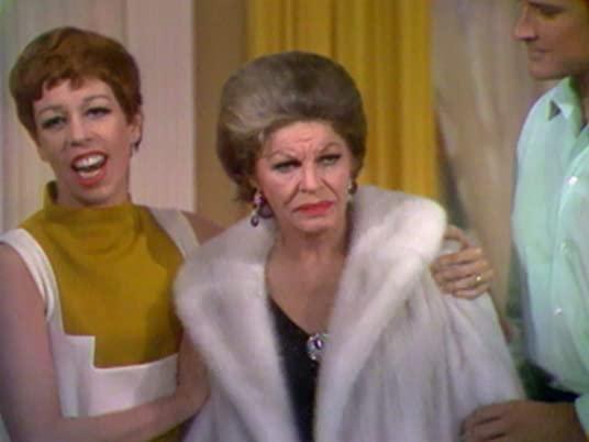 The Carol Burnett Show, season 1, episode 22 - Carol Burnett and Martha Raye