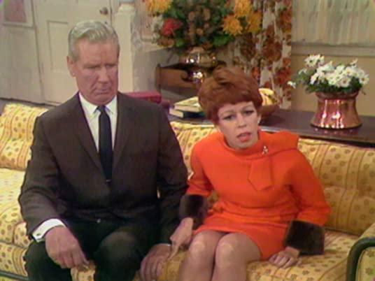 The Carol Burnett Show, season 1, episode 24