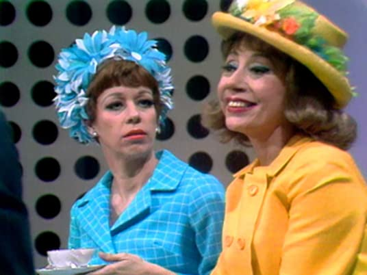 The Carol Burnett Show, season 1, episode 25 - Carol Burnett and Imogene Coca