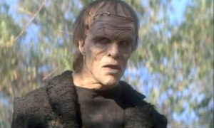 "Frankenstein's creature in ""The Monster Squad"""