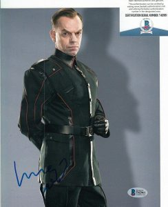 "Hugo Weaving as the Red Skull in ""Captain America: The First Avenger"""