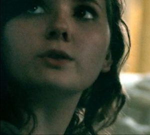 The title character, Maggie, played wonderfully by Abigail Breslin
